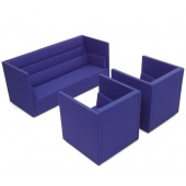 Offecct diivan ja tugitool Float High - Intera